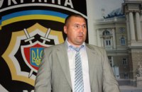 Пойманного на взятке экс-начальника одесской милиции выпустили из-под стражи (обновлено)