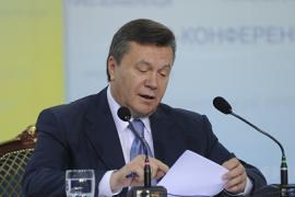 Янукович решил, что Ежель - министр иностранных дел