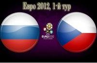 Онлайн-трансляция матча Россия - Чехия