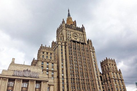 """Введение США новых санкций в МИД РФ назвали """"политическим подарком Порошенко"""""""