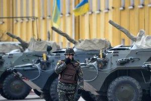 Турчинов: армия готова защитить Украину