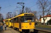Каждый месяц на улицах Днепропетровска будет появляться по 5 немецких трамваев
