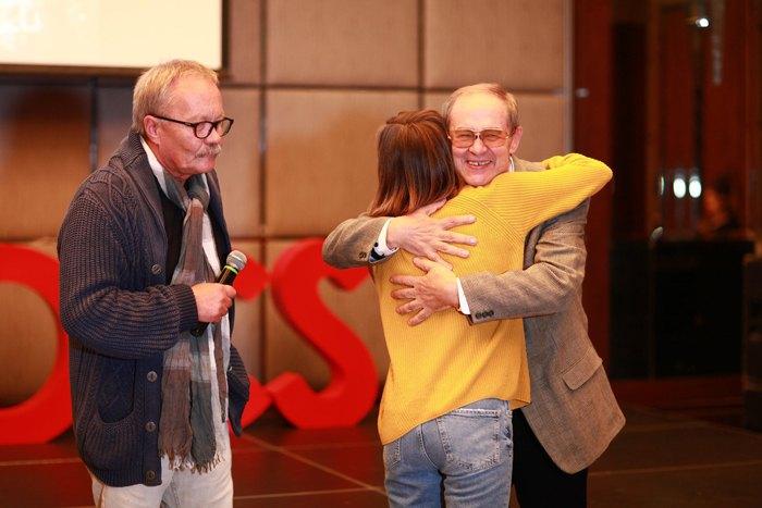 Переможницею другого пітчингу (конкурс кінопроєктів – прим.) в історії Kharkiv MeetDocs стала режисерка Надія Парфан із проєктом «Міс Рок-Європа».