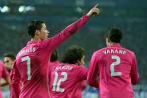 Роналду догнал Месси по голам в еврокубках