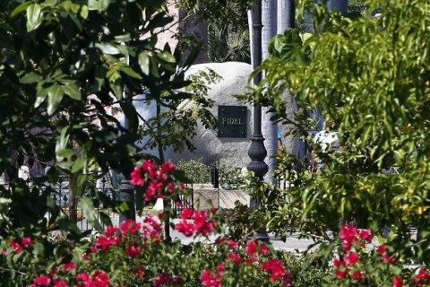 Фіделя Кастро поховано в Сантьяго-де-Куба