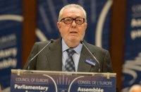 У ПАРЄ не знайшли голосів, щоб взятися за візит Аграмунта в Сирію