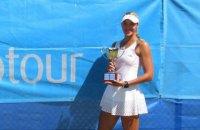 Українка Закарлюк виграла турнір ITF в Австралії
