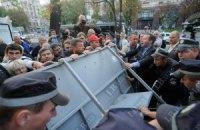 Харьковский горсовет скупает металлические заборы