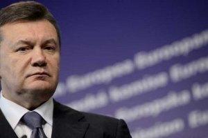 Янукович надеется на сотрудничество с Chevron