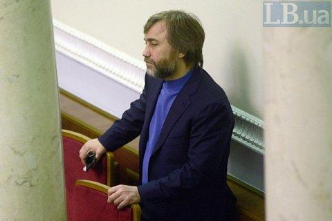 Луценко пообіцяв скоро відправити Новинського під суд