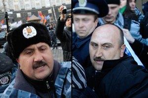 МВД обещает убрать милиционеров в штатском с акций протеста