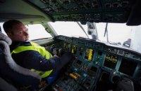 Новейший украинский самолет Ан-178 выполнил первый полет