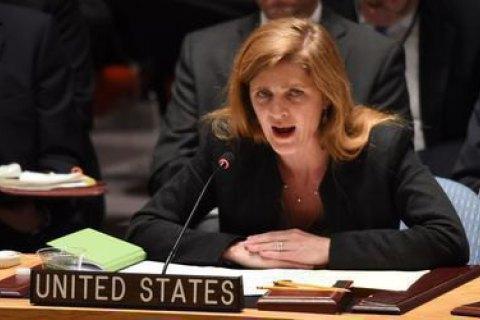 Бывшая посол США при ООН Пауэр возглавила USAID