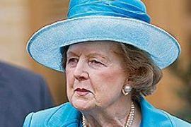 Маргарет Тэтчер видела угрозу в объединении Восточной и Западной Германии