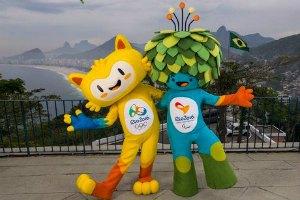 Маскотов бразильской Олимпиады назвали в честь музыкантов