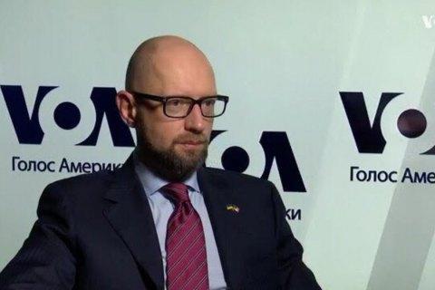 Яценюк: Медведчук - це не агентура, це безпосередньо представник Путіна в Україні