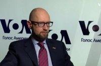 Яценюк: Медведчук - это не агентура, это непосредственно представитель Путина в Украине