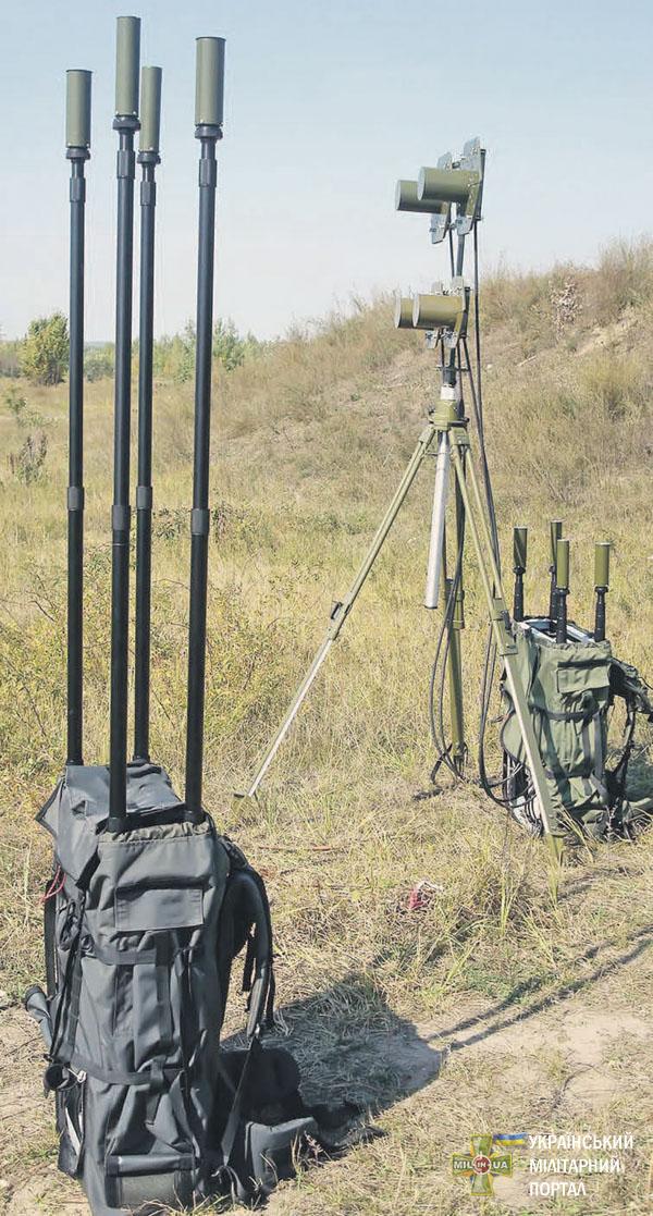 Комплекс радіоелектронної боротьби 'Анклав'