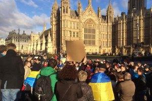 У Лондоні проходить 24-годинна акція на підтримку України