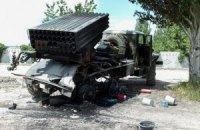 Село в Луганской области обстреляли с территории России, - Москаль