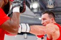 Кличко официально объявил о бое-реванше с Фьюри