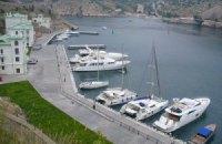 У Криму російський ракетний катер заблокував вихід з Балаклавської бухти