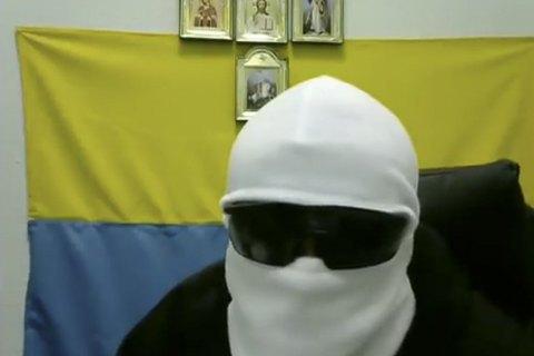 """СБУ затримала """"Білу балаклаву"""" за підготовку перевороту в день виборів"""