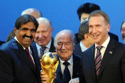 Минюст США назвал имена чиновников ФИФА, которых Россия и Катар подкупили, чтобы получить Чемпионаты мира по футболу