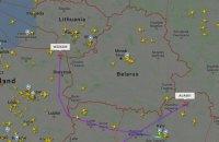 Авіакомпанії почали облітати Білорусь через примусову посадку Ryanair в Мінську (оновлено)