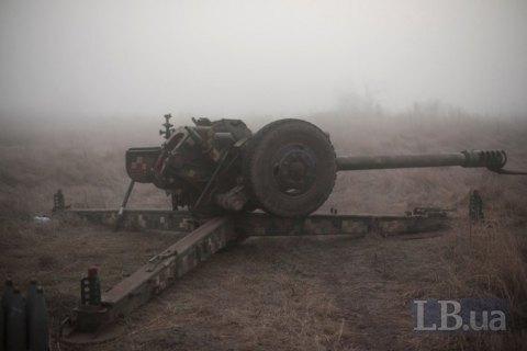 День в зоне ООС прошел без обстрелов и потерь