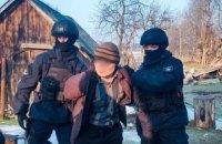На Прикарпатье крестьянин подстрелил двух мужчин, которые ночью рубили лес