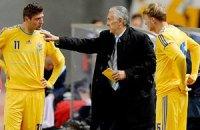 Фоменко вызвал в сборную Украины 5 новичков