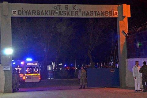 Три співробітники жандармерії загинули в результаті теракту в Туреччині