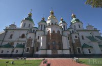 Парубий предложил отдать Софийский собор поместной церкви