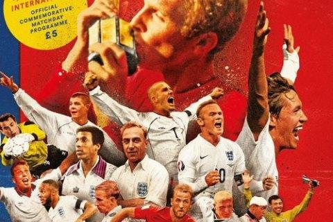 Футбольна збірна Англії провела 1000-й матч у своїй історії