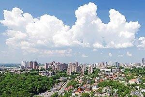 Завтра в Киеве обещают температуру не выше 21 градуса