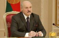 Лукашенко: Білорусь наглухо закрила кордон з Україною через потік зброї