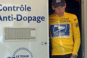 Директора Армстронга відсторонили від велоспорту