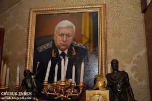 """Беркут"" два года незаконно охранял поместье Пшонки"