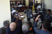 Суд приказал доставить на заседание экс-беркутовца Садовника (обновлено)
