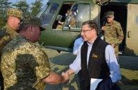 Волкер відвідає Донбас наступного тижня