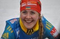 Україна завоювала першу медаль у стартовому сезоні Кубку світу з біатлону
