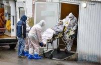 В Україні за неділю виявили 3 034 нових інфікованих коронавірусом