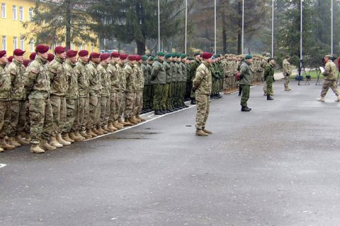Рада одобрила допуск иностранных военных на учения в Украине