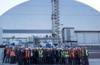 Новий саркофаг над 4-м енергоблоком ЧАЕС готовий до експлуатації, - ЄБРР