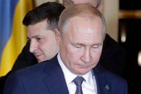 Зеленский, Путин и поиск бессмысленного разговора