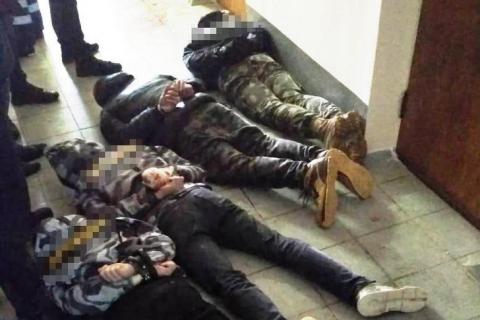 Из-за столкновений в Жмеринке задержаны 19 человек, полиция открыла два производства