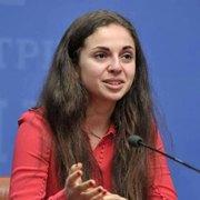 Анна Вишнякова: «Меня раздражает формулировка вопроса об антисемитизме в Украине»