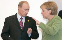 """FT: Путин предложил Меркель """"чеченский"""" вариант урегулирования кризиса на Донбассе"""
