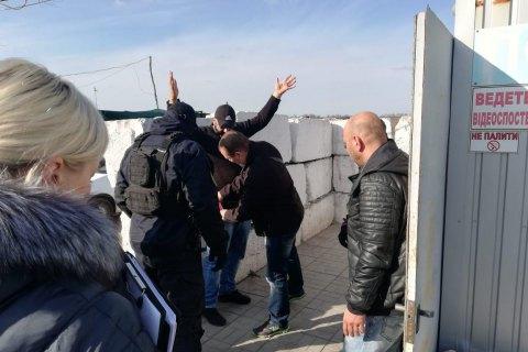 В зоне ООС задержали гражданина Турции, который вербовал украинок в бордели